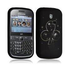 Housse coque Gel pour Samsung Chat 335 S3350 avec motif LM16