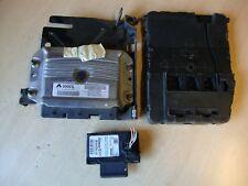Renault Megane II 2,0 99kW 2007 Motorsteuergerät & UCH Modul 8200509552