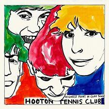 Hooton Tennis Club - Highest Point in Cliff Town [New CD] Digipack Packaging