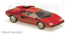 Minichamps MAXICHAMPS 940103101 - LAMBORGHINI COUNTACH LP 400 – 1970 – RED 1/43