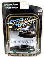 GREENLIGHT 44610 SMOKEY & BANDIT 1977 PONTIAC TRANS AM T/A 1/64 Series 1 Chase
