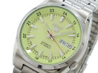 Seiko 5 Automatic Mens Watch Lumibrite Dial Japan Made SNK573J1 UK Seller