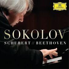 Grigory Sokolov: Schubert/Beethoven 3 VINILE LP Schubert/BEETHOVEN/Rameau/Brahms