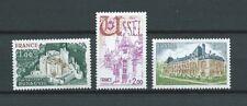 SERIE TOURISTIQUE - 1976 YT 1871 à 1873 - TIMBRES NEUFS** LUXE