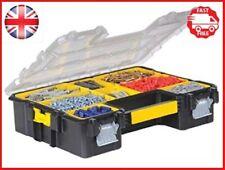 Organiser Waterproof Storage Box Screws Nails Stanley 197518 FatMax Deep Pro