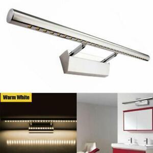 40cm Modern Mirror Wall Light Bathroom Bedroom Hallway Front Vanity Makeup M6Q2