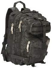 "Harley-Davidson ""Molle"" Night-Vision Backpack, Gray & Black 99401-NIGHT"