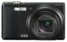 (Nearmint)Ricoh Digital Camera Cx3 Black Cx3Bk