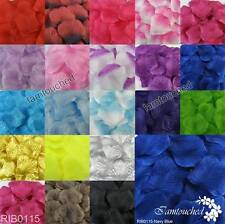 200 / 1000PCS Flowers Silk Rose Petals Wedding Party Table Confetti Decoration