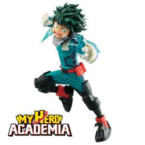 MY HERO ACADEMIA MOVIE Figurine DEKU IZUKU MIDORIYA RISING 11 cm BANPRESTO