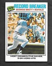 GEORGE BRETT 1978 TOPPS #231 EX KANSAS CITY ROYALS