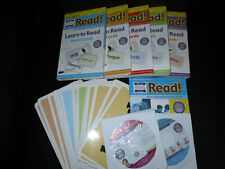 Your Baby Can Read Early Language Development System DVD'S,Sliding & Game Cards