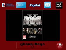 Arma X Anniversary Edition Steam Key Pc Game Code Neu Download Key Blitzversand