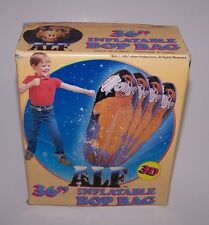 "Alf 36"" Inflatable Bop Bag 3D No. 7415 NIB Imperial Toy 1987"