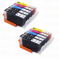 10PK New 564XL Ink Cartridge for HP Photosmart C410A 6510 7510 7520 Printer
