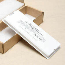 """New 6 Cell Laptop Battery for Apple MacBook 13"""" 13.3inch A1181 A1185 MA561 WHITE"""