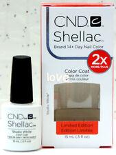 NEW! GelColor CND Shellac Gel Polish Large Size 15ml-0.5fl.oz - Studio White