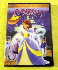 Cinderella - Collectible Classics ~ New Dvd Movie ~ Kids Animated Cartoon Video