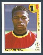 PANINI KOREA/JAPAN WORLD CUP 2002- #565-BELGIUM-EMILE MPENZA