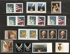2011 US Definitive Stamp Year Set Mint NH