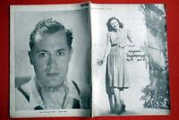 NANCY KELLY ON COVER LINDA DARNELL 1941 EXYU MAGAZINE