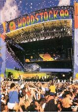 Woodstock 99 DVD - Creed, Metallica, Megadeth (NEW) / NO CASE (Only Cover &Disc)
