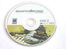 Counter Strike Source Video Game, Rated M, Disc 2 - 1216