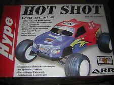 1/10 hype HOT SHOT rc 2wd electrique TT BUGGY