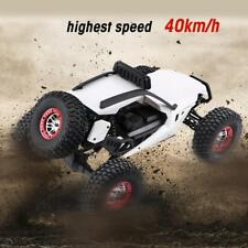 Wltoys 12429 1:12 RC Car 40km High Speed Off-road Desert Truck Crawler Vehicle#^