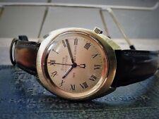 "Working Mens ""1976 Golf Classic"" Bulova Accutron 218 Tuning Fork Wristwatch"