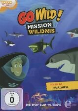 GO WILD! MISSION WILDNIS - FOLGE 12: HAIALARM - DVD Z.TV-SERIE  DVD NEU