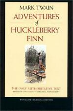 Mark Twain Library: The Adventures of Huckleberry Finn 9 (2001, Paperback)