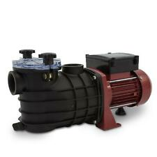Pompe piscine 550 W 10000 l/h circulation nettoyage de l'eau