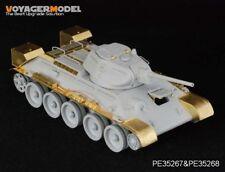 PE PER LA SECONDA GUERRA MONDIALE RUSSIA T-34/76 No.112 fabbrica di produzione in ritardo, 35267, Voyagermodel
