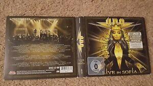 U.D.O. Live In Sofia 2 CDs + DVD 2012