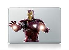 "Cool Iron Man Hero Sticker Vinyl Skin Decal Cover Macbook Air/Pro/Retina 13"""