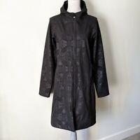 LULULEMON rare apres softshell rain jacket dancers in the snow size 8 black