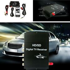 For US Car Mobile ATSC-MH Tuner Receiver Set Top Box with 4Video for US HD/SD TV