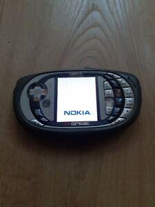 Nokia N-Gage QD - Black (Unlocked) Smartphone Cellular Phone Rare Collectible