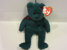 """2001 Limited Edition """"Holiday Teddy"""" with Tag Errors"""