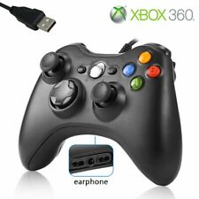 2019 USB Wired Xbox 360 Controller Game Pad For Microsoft Xbox 360 PC Windows UK