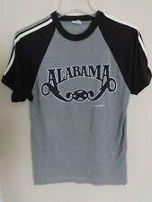 Vintage 1985 Alabama Country Band 40 Hr Week Tour T-Shirt Men Large