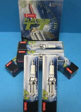 Set (6) DENSO 4503 Spark Plugs Twin Tip Platinum TT OEM# PK16TT Made in Japan V6