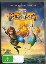 TINKER BELL AND THE PIRATE FAIRY DISNEY NEW &SEALED REGION 4 DVD FREE LOCAL POST
