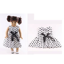 best gift  clothes set for 18inch American girl doll party N10