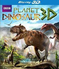 Planet Dinosaur [New Blu-ray 3D]