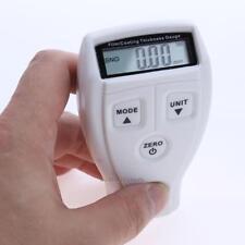 Digital LCD Car Paint Coating Thickness Gauge Probe Tester Meter Measuring Tools