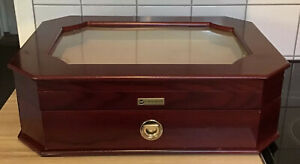 Empty Vintage Canteen Cutlery Wooden Box ..Display & draw - Waltman Und Sohn