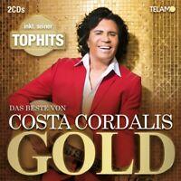 COSTA CORDALIS - GOLD  2 CD NEW