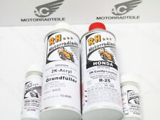 Motorcycle Color Laque Light Ruby red Rouge r-25 honda cb 125 k5